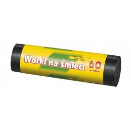 NN Worki na śmieci HD 60l 20 szt.