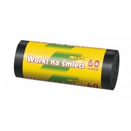 NN Worki na śmieci HD 60l 50 szt